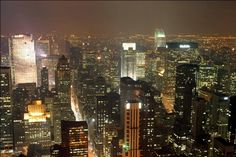 Love the new york city view.