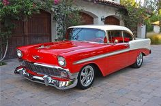 56 Chevy Bel Air