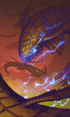 Electric Whales by KaiserFlames.deviantart.com on @DeviantArt