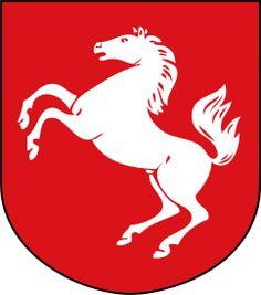Westphalia House Sigil, Family Crest, Moose Art, Animals, Arms, Europe, Coats, River, Coat Of Arms