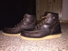 Danner Bull Run Moc Toe Size 9 $120 - Grailed