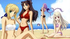 Why yes, there will be swimsuit DLC for Fate/Extella: Now that Fate/Extella: The Umbral Staris out on store shelves in Japan, Marvelous -…