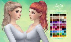 Aveira Sims 4: Anto's Perfect Illusion - Retexture • Sims 4 Downloads
