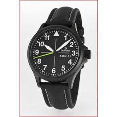 #Damasko #DA36 Black with Buckle | Damasko Watches | #Watches | Page And Cooper