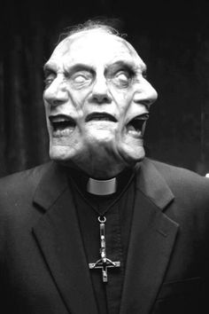 Possessed vicar