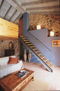 escaleras dos vigas y madera - Resultados de Yahoo España en la búsqueda de imágenes