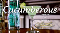 Post Prohibition Original Cocktail Series presents: Cucumberous by Josh Sullivan. Baltimore Bartender, Josh Sullivan, shares his original cocktail recipe for the Cucumberous featuring Magellan Blue Gin. For more information about Magellan Gin, visit MagellanGin.com.