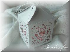Gastgeschenke - ~*~Edles Gastgeschenk zur Hochzeit Mandelbox~*~ - ein Designerstück von Bonbonfee bei DaWanda