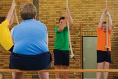 Study finds children would not think of overweight person as a potential friend - Day 369