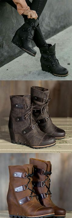 Look Fashion, Fashion Models, Fashion Shoes, Winter Fashion, Cute Shoes, Me Too Shoes, Bootie Boots, Shoe Boots, Women's Shoes