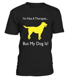 Therapy Dog T-Shirt | Dog Therapist | Canine Volunteer Tshirt Best Nursing Schools, Therapy Dogs, Mens Tops, T Shirt, Supreme T Shirt, Tee Shirt, Tee