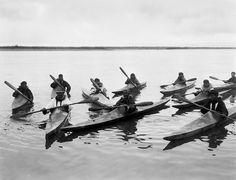 native kayak
