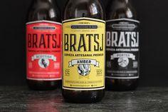 Bratsj | Branding on Packaging Design Served