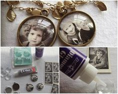 How to Make a pendant with a photo?