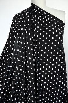 Marcy Tilton - Knit Fabrics - Petra Dots Knit