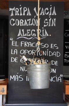 Comprar pizarra para bar bonitas pizarras y detalles seleccionados por http pizarrasdetiza - Pizarra para bar ...