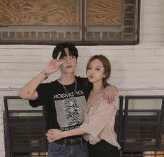 nonam ve ben Ulzzang Couple, Ulzzang Girl, Cute Couples Goals, Couple Goals, Cute Korean, Korean Girl, Korean Ulzzang, Korean Couple, Couple Aesthetic