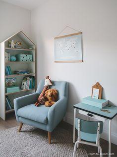 childrens interior design scandinavian mint and blue girls room florence 2