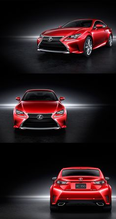2015 2 door Lexus RC 350