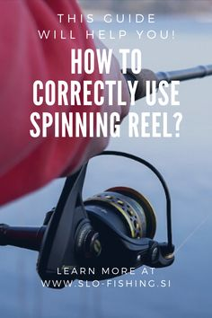 Here we are going to explain how to use spinning reel, how to choose the best one and a lot more information that a new angler needs. This Guide Will . Trout Fishing Tips, Fishing Knots, Fishing Guide, Kayak Fishing, Fishing Tricks, Crappie Fishing, Ice Fishing, Best Fishing Reels, Fishing Tackle Box