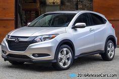 2016 Honda HR-V (Vezel)  http://newcarreviewz.com/2016-honda-hr-v-vezel-review-release-date/