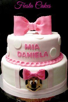 Minnie Cake.