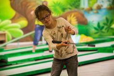 Od září už popáté kroužek minigolfu :: Minigolf Butovice