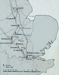 The Eleanor Crosses - Destinations UK