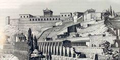 Pergamon - Temple of Zeus representation