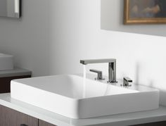 Kohler's Brand New Composed Faucet is gorgeous! | EiEiHome
