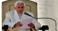 Benedicto explica la figura de San Cirilo de Alejandría