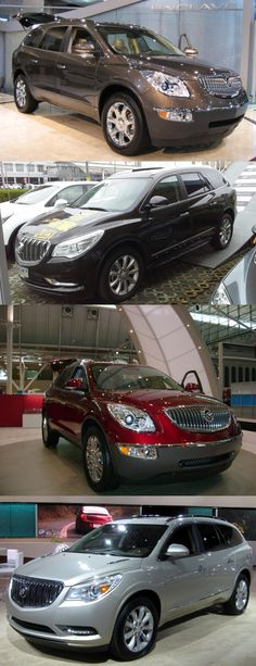 Used 2008 Buick Enclave Cxl Fwd For In Broken Arrow Ok 74014 Jimmy Long Suvs Pinterest And Suv