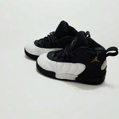 detailed look c0647 6e289 Jordan Shoes   Jordan Shoes Toddler   Color  Black White   Size  8b