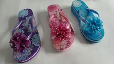 #flipflops rock #beach, #summer #winter #fall #spring Look at these!
