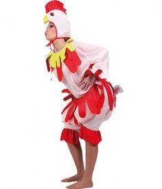 Hen costume for women : Vegaoo Adults Costumes