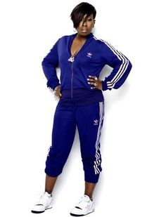 Royal blue is next color.. LOVE Adidas track suits... Duh