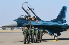 F-2 and its crewmen