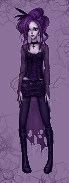 Fae in street clothes by Enamorte on deviantART