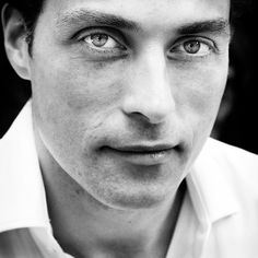 Rufus Sewell (1967) - English actor. Photo by  Cedric Arnold