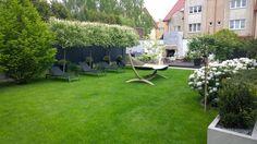 Ogród w Wilanowie.