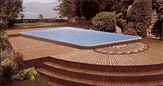 Bamboo decking Bamboo Decking, Tub, Decks, Outdoor Decor, Home Decor, Homemade Home Decor, Bath Tub, Front Porches, Deck