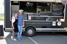 Elsa et Gilles foodtruck La Vache Folle La Garde Hyeres Toulon 83