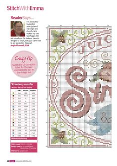 Cross Stitch Crazy 204