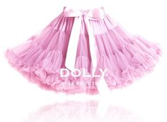 Baby Pink pettiskirt from the wholesale pettiskirts collection from DOLLY by Le Petit Tom ® www.carnivaldesigns.com.au