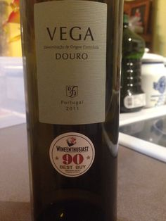 Vega from Douro in Portugal, very satisfying. Rich and full of adventurous fruit. Very enjoyable.