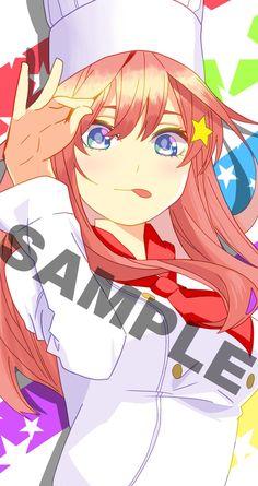 Read The Quintessential Quintuplets / no Hanayome full Manga chapters in English online! Kawaii Anime Girl, Pretty Anime Girl, Anime Art Girl, Otaku Anime, Manga Anime, Anime Drawing Styles, Girl Wallpaper, Manga Games, Manga Girl