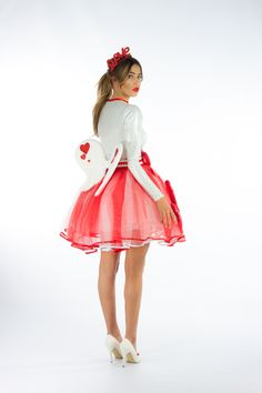 Ons rode Valentijn Character - Best Working Models