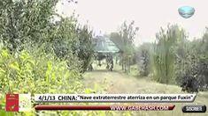"""""""NAVE EXTRATERRESTRE"""" ATERRIZA EN CHINA 4 ENERO 2013 (EXPLICACIÓN)"""