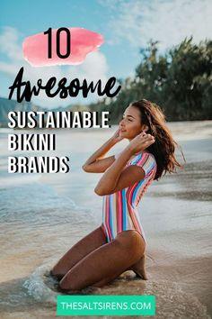 Sustainable swimwear brands | eco friendly swimwear | ethical swimwear brands | ethical swimwear bikinis | summer swimwear bikinis