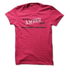 its a Amber Nº thing you wouldnt unerstandit's a Amber thing you wouldn't unerstandlifestyle